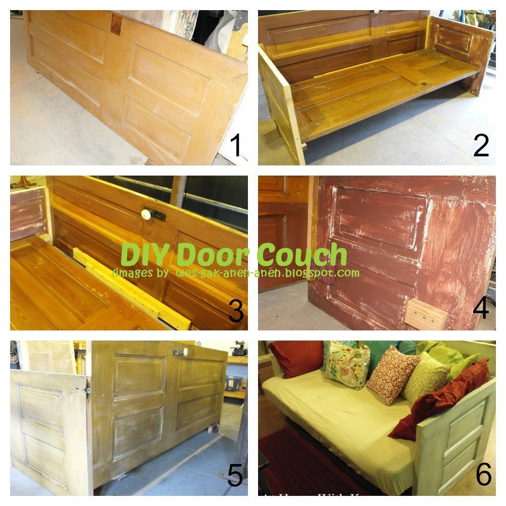 Door Couch