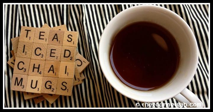 Scrabble Coasters Tutorial