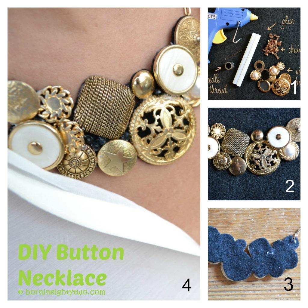 Necklace button