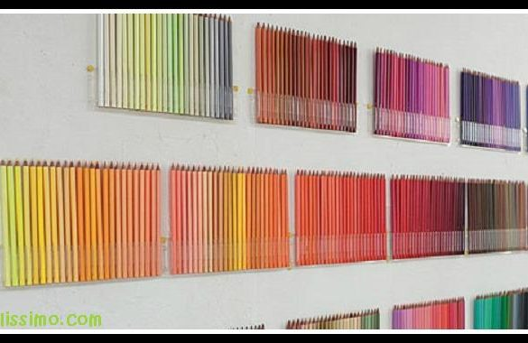 Pencils Wall Art