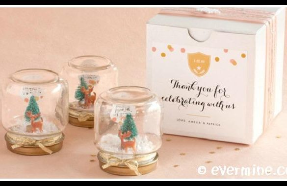 DIY Snow Globe Tutorial