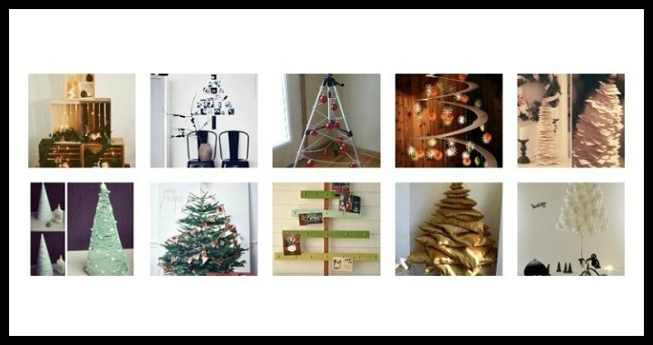 DIY Original Christmas Tree Tutorial