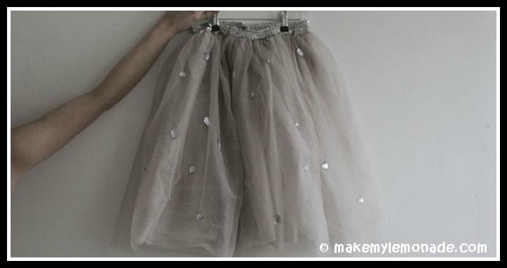 DIY Tutu Skirt Tutorial
