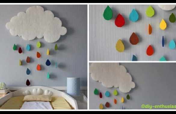 DIY Kids Room Decorations Tutorial
