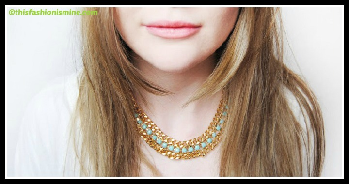 DIY Transform Jewellery with Nail Polish