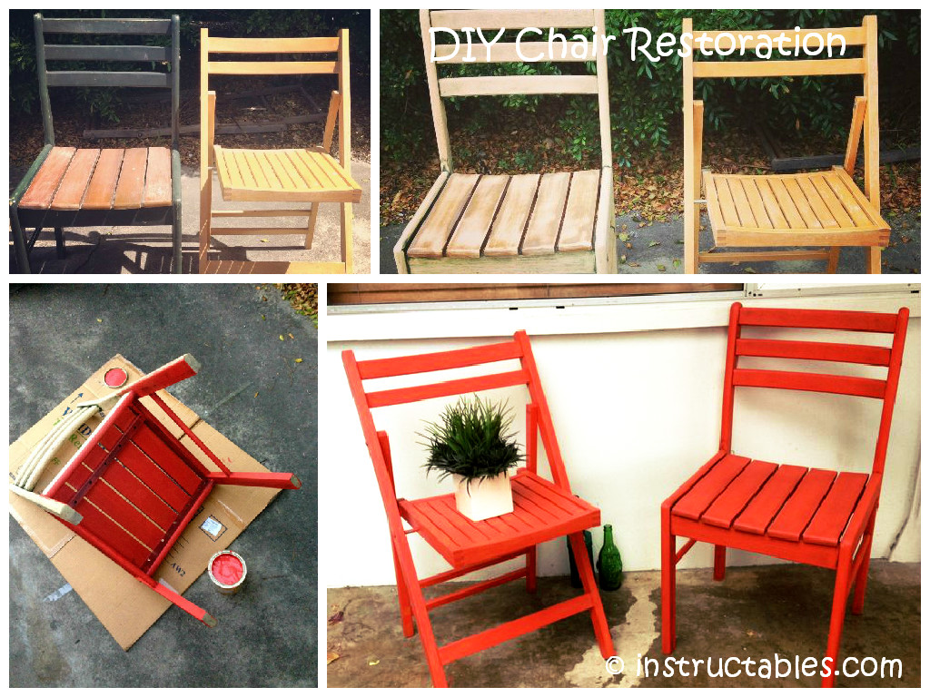 DIY Chair Restoration Tutorial
