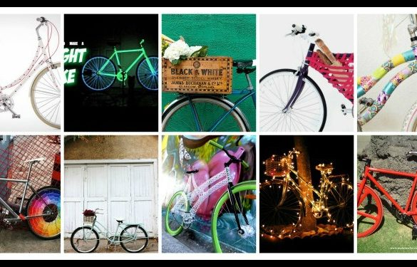DIY 10 Ways to pimp up your bike