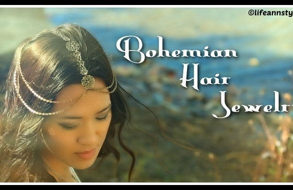 DIY Bohemian Hair Jewelry Tutorial