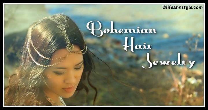 DIY Bohemian Hair Jewelry Tutorial