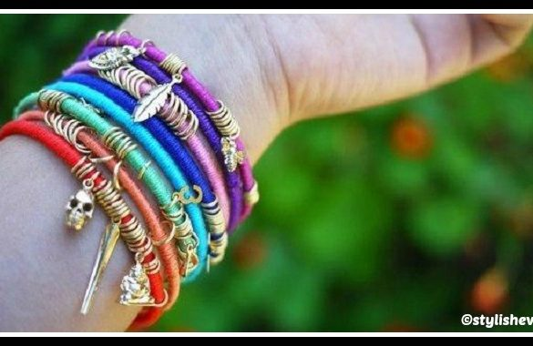 Easy DIY Summer Bracelet Tutorial