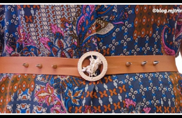 DIY Western Belt Tutorial