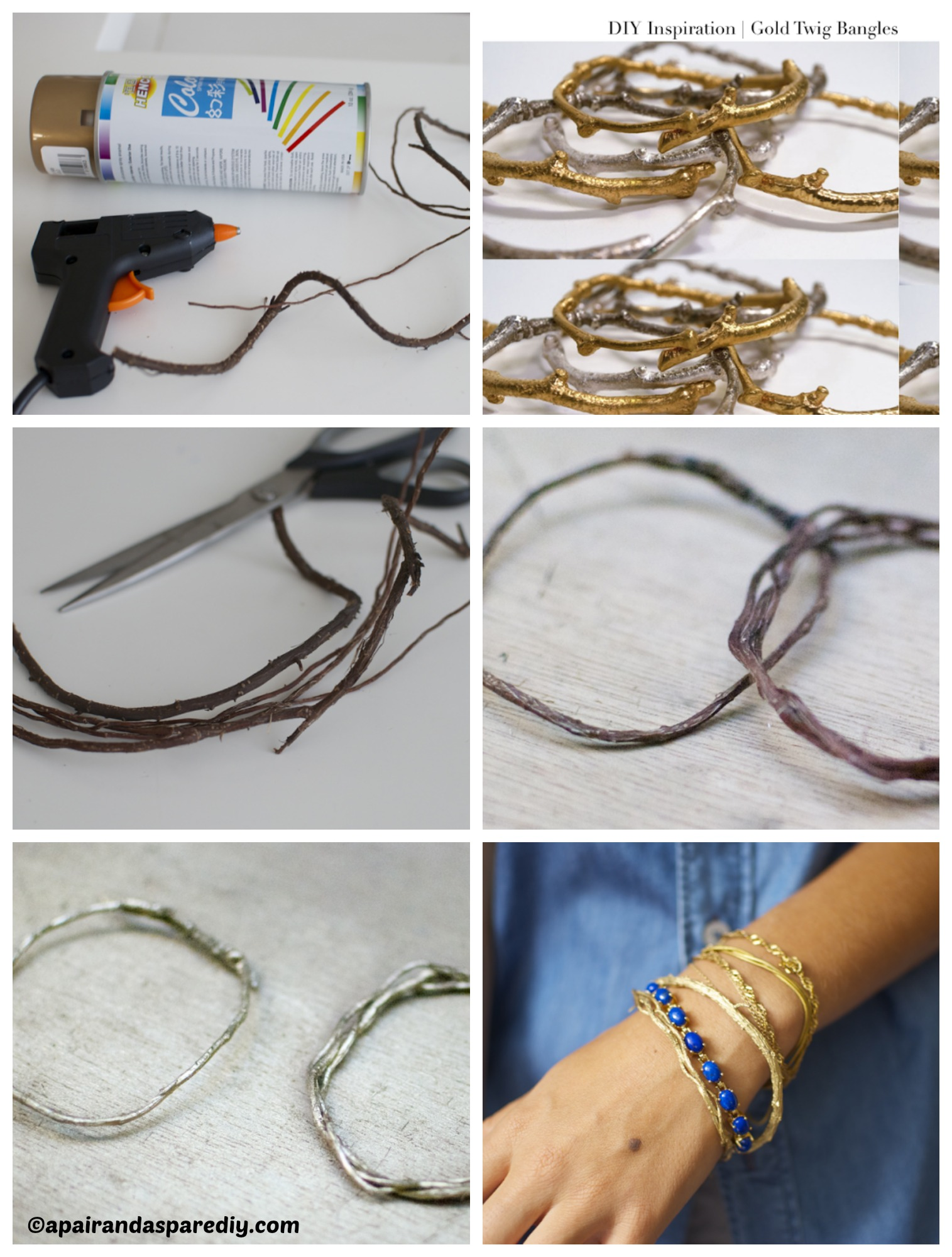 How to make Gold Twig Bagles
