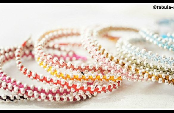 DIY Bling Bling Bracelet Tutorial