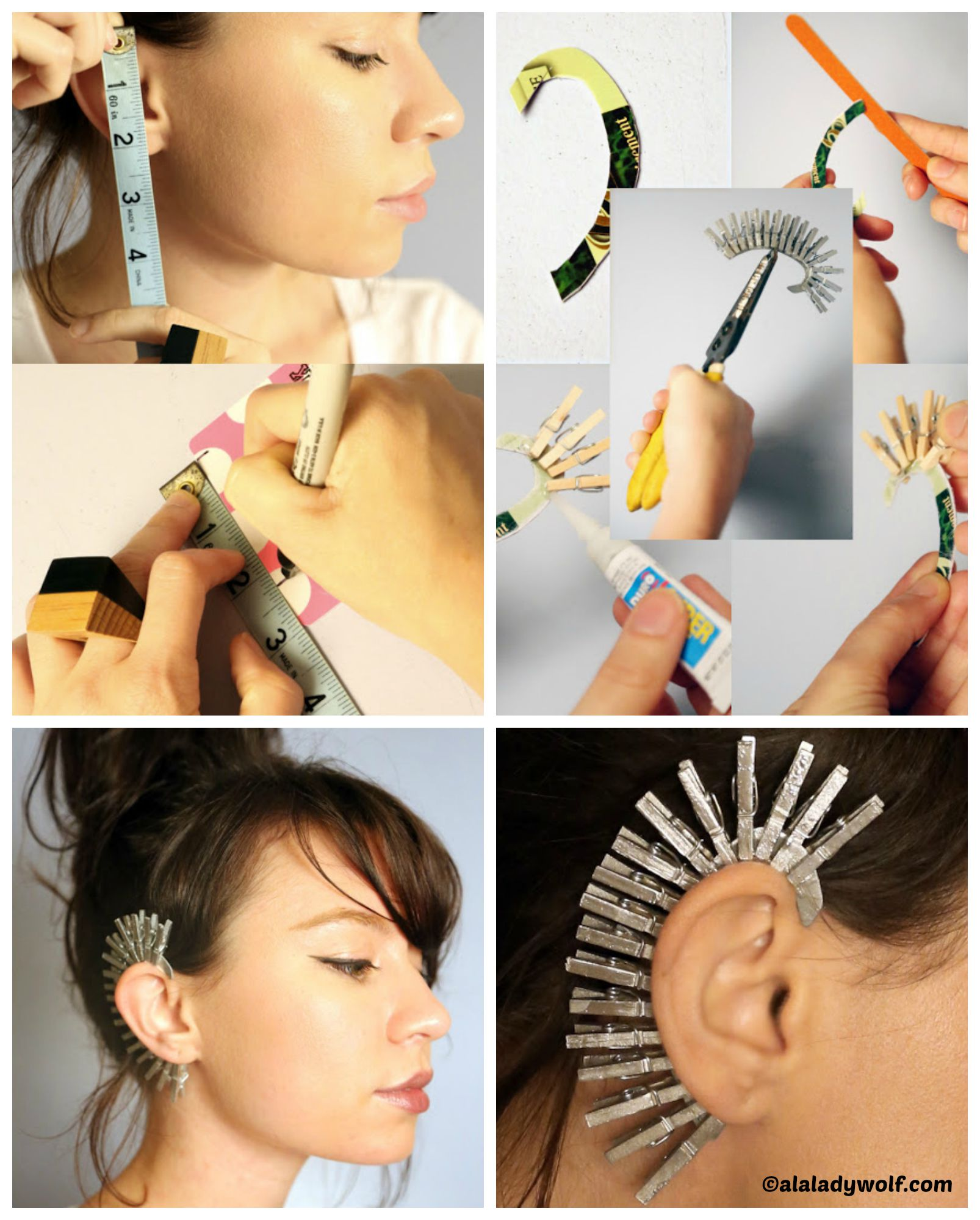 How to make an Ear Cuff