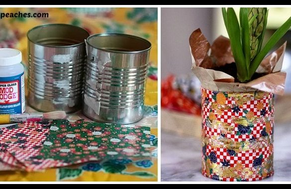 DIY The Art of Decoupage Tutorial