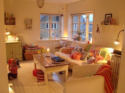 Living Room 8 DIY Inspiration