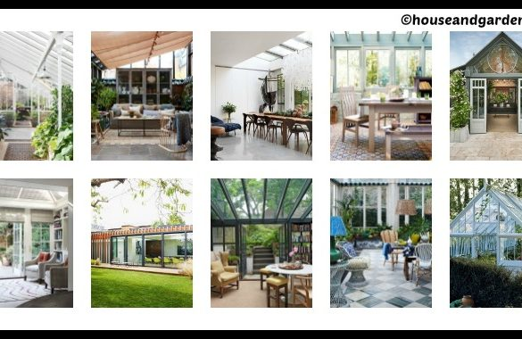 10 DIY Glass Houses