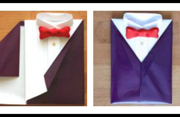 Gift Wrapping Suit&Tie