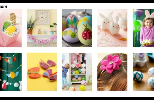 10 DIY Easter Crafts for Kids
