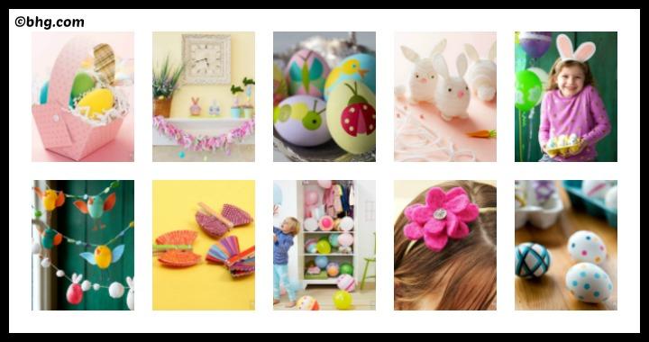 10 DIY Easter Crafts for Kids