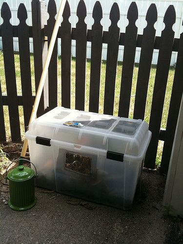 Compost Bins 2