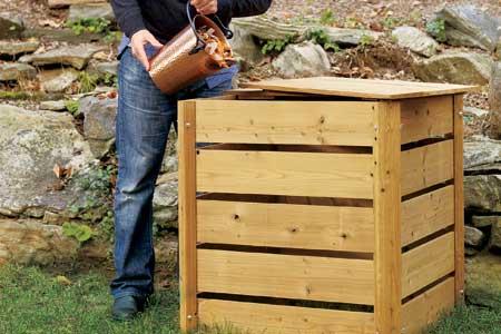 Compost Bins 4