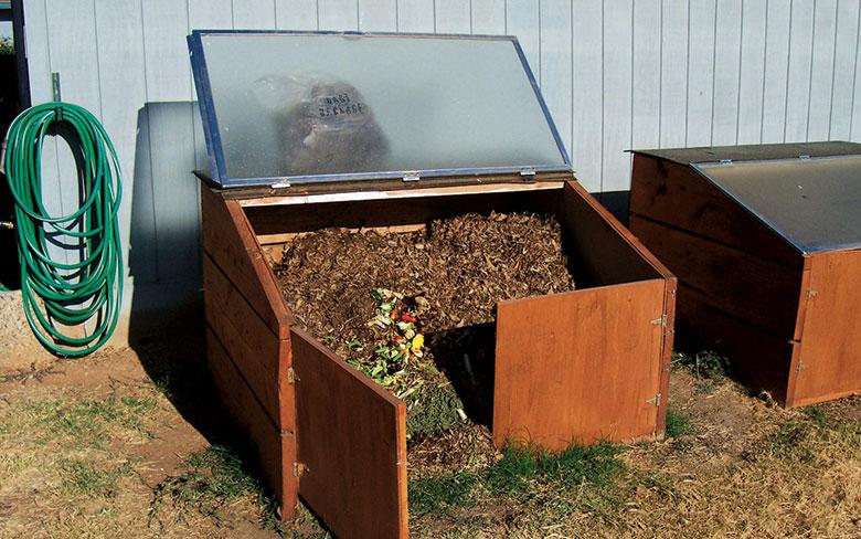 Compost Bins 7