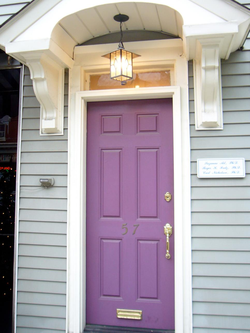 Paint Your Front Door 1
