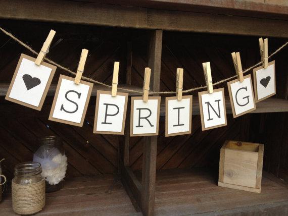 Spring Garland 3