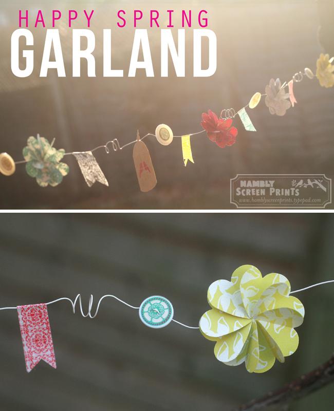 Spring Garland 5