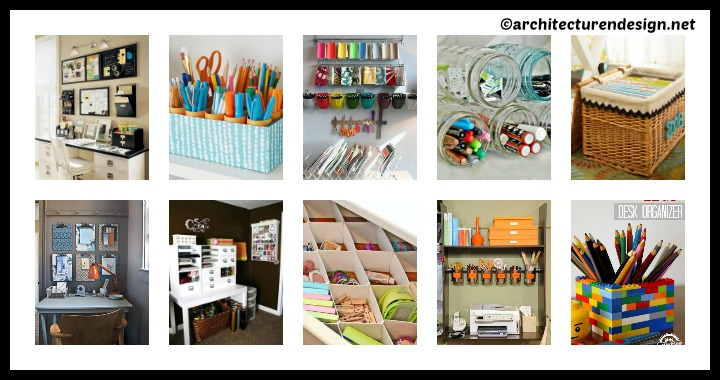 10 Tricks to organize your office part 2