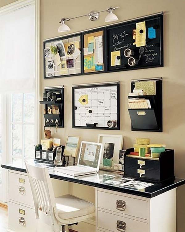 Clever Office Organisation 1