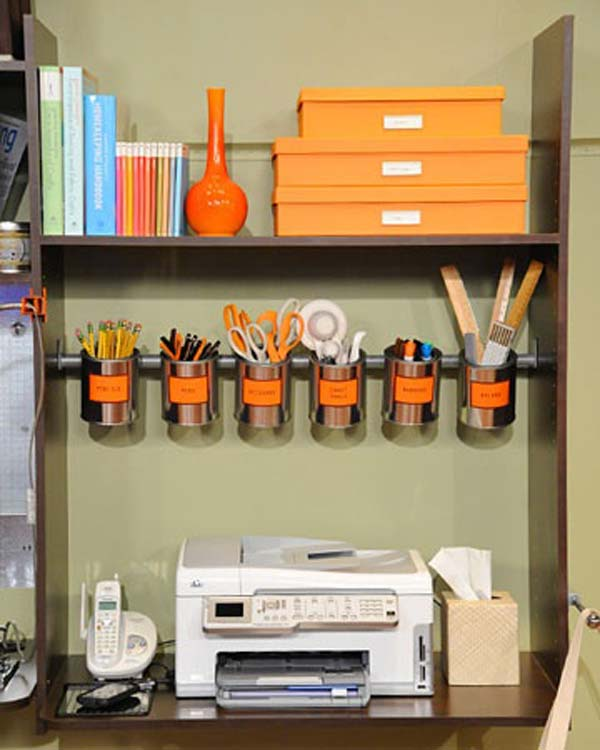 Clever Office Organisation 9