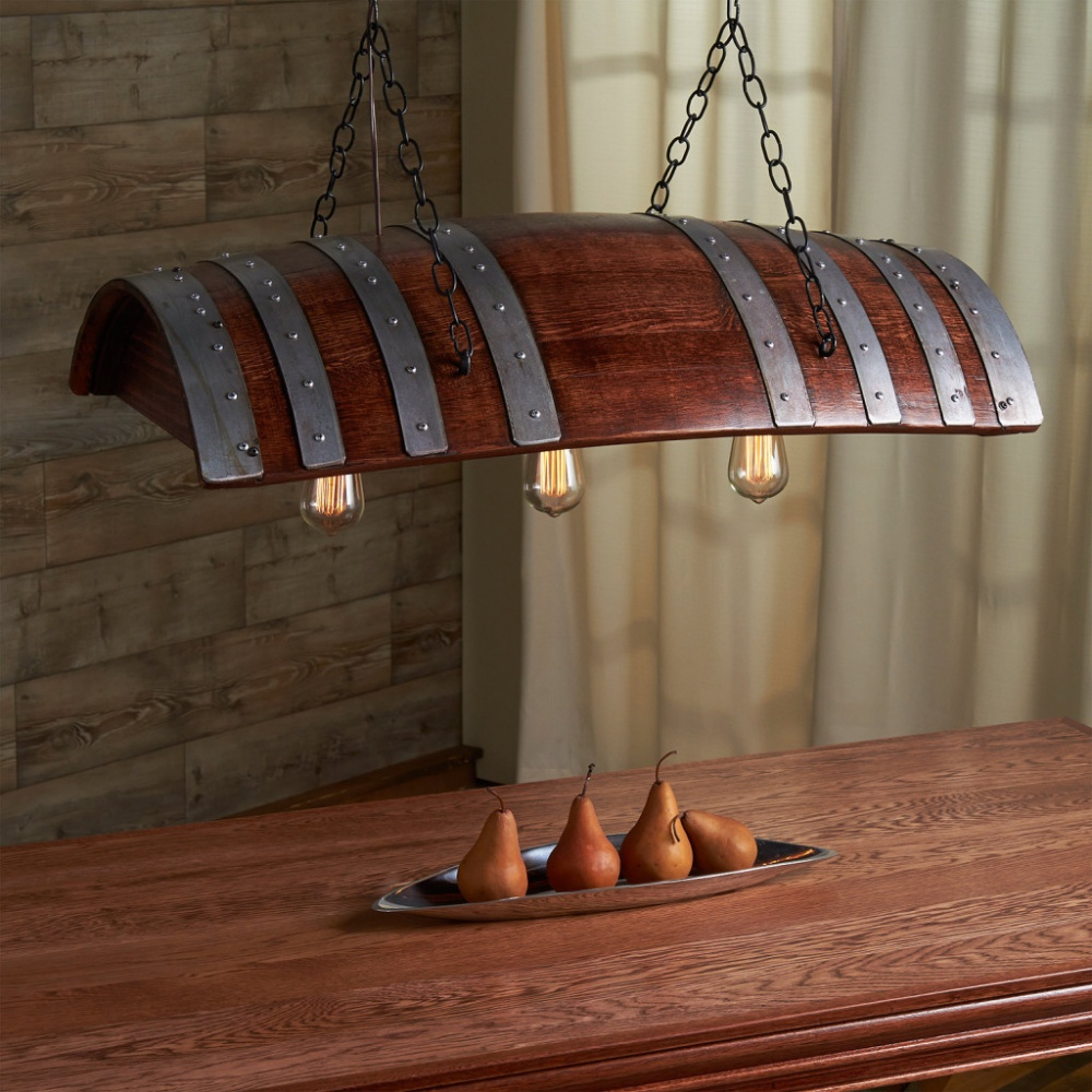 A repurposed old barrel