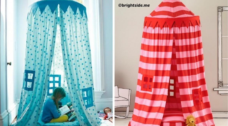 diy indoor tent for kids tutorial & DIY Indoor Tent for Kids Tutorial - DIY Home Tutorials