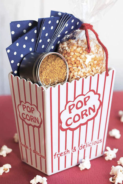 Freshly Popped Popcorn Kit
