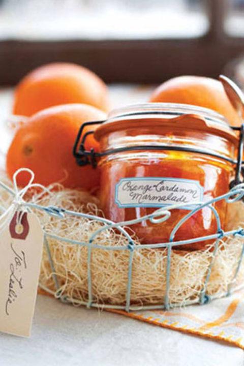 Orange-Cardamom Marmelade