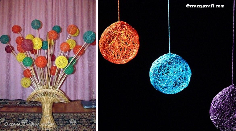 DIY Balloon Flowers Tutorial