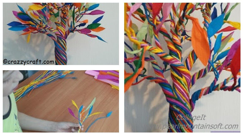 DIY Paper Miracle Tree Tutorial
