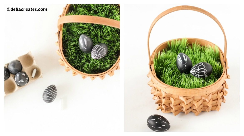 DIY Easter Basket Grass Tutorial