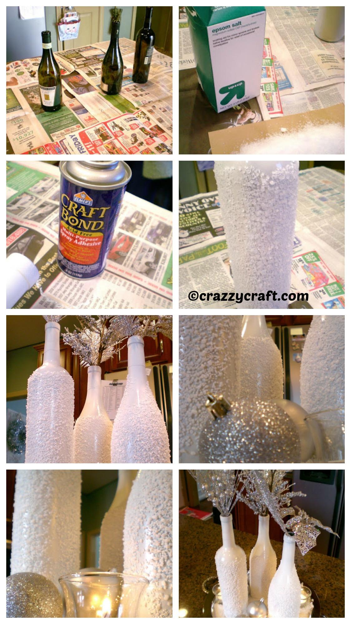 How to make a Bottle of Salt