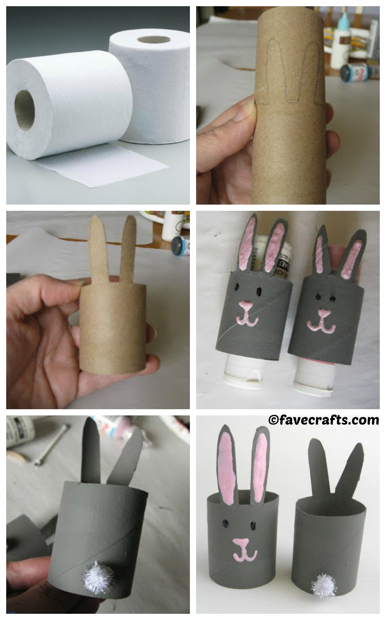 How to make Toilet Paper Roll Napkin Rolls