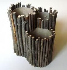 Nature-inspired Pencil Holder