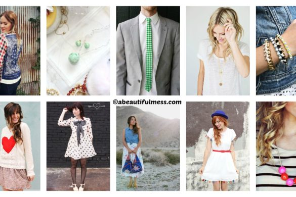 10 ways to create Fun Fashion DIY