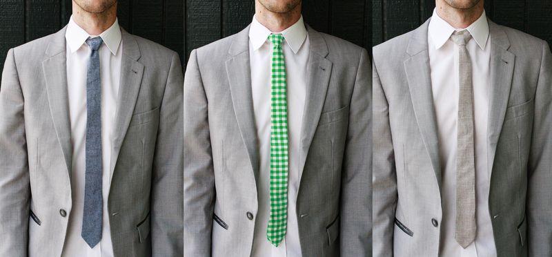 8 - Skinny Tie