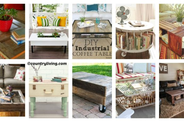 10 ways to create the perfect Coffee Table