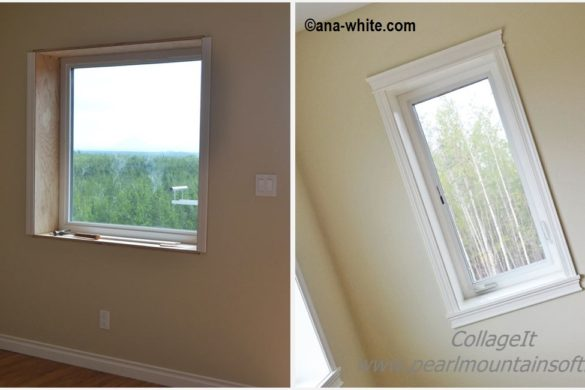DIY Window Trim Tutorial